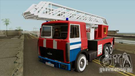 МАЗ 650136 АЛ-50 Республики Беларусь для GTA San Andreas