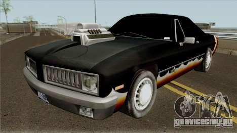 Diablo Stallion HD для GTA San Andreas