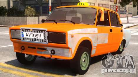 VAZ 2107 Avtosh Style для GTA 4