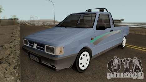 Fiat Fiorino LX для GTA San Andreas