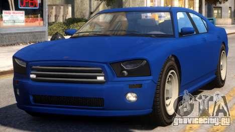Civilian Vehicles Buffalo для GTA 4