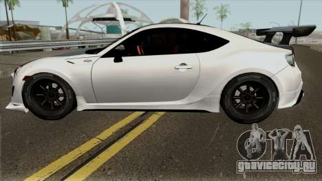 Toyota GT86 GRMN Edited для GTA San Andreas