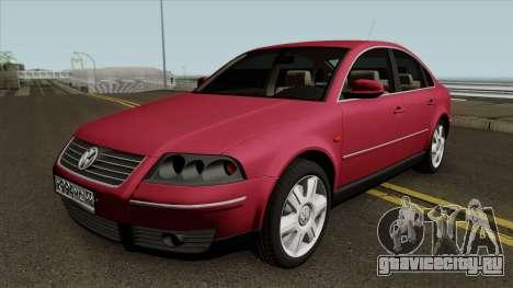 Volkswagen Passat B5+ W8 для GTA San Andreas