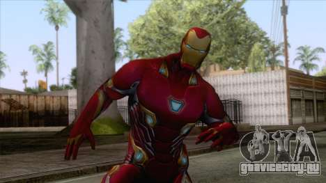 Marvel Future Fight - Iron Man (Infinity War) для GTA San Andreas