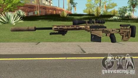 Remington MSR для GTA San Andreas