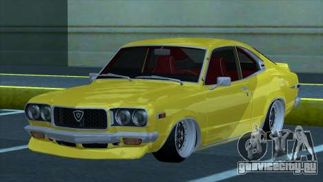 Мазда RX-3 1973 JerryCustoms для GTA San Andreas