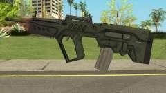 Tavor TAR-21 from Warface для GTA San Andreas