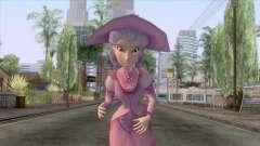 Winx Butterflix Adventures - Eldora Skin для GTA San Andreas