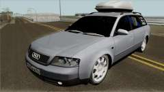 Audi A6 C5 Avant Traveler 3.0 V8 для GTA San Andreas