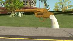 Doble Action Revolver from GTA V для GTA San Andreas