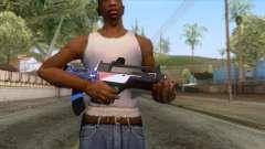 The Doomsday Heist - Assault Rifle v2 для GTA San Andreas