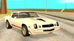 Chevy Camaro 1977 для GTA San Andreas