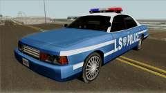 Merit LSPD (NYPD 90s) для GTA San Andreas