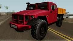 ГАЗ - 2330 Опытный образец для GTA San Andreas