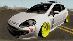 Fiat Punto Hatchback для GTA San Andreas