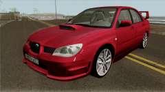 Subaru Impreza WRX STI 2004 Sport Sedan для GTA San Andreas