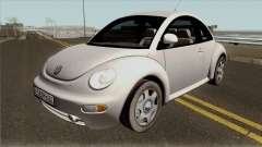 Volkswagen Beetle (A4) 1.6 Turbo 1997 для GTA San Andreas