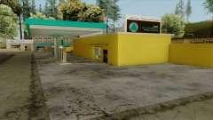 Dillimore Petrorimau Gas Station для GTA San Andreas