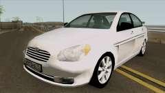 Hyundai Accent 2007 для GTA San Andreas