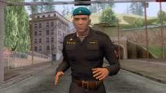 Солдат ВДВ в парадной форме для GTA San Andreas