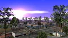 New Timecyc для GTA San Andreas
