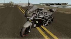 Yamaha YZF R3 для GTA San Andreas