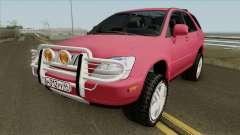Lexus RX300 2001 для GTA San Andreas