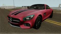 Mercedes-Benz AMG GT Coupe для GTA San Andreas