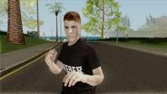 Justin Bieber для GTA San Andreas