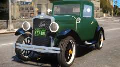 Ford Coupe 1927 для GTA 4