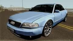 Audi A8 Long 2000 6.0 W12 для GTA San Andreas