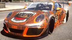 RUF RGT8 GT3 для GTA 4