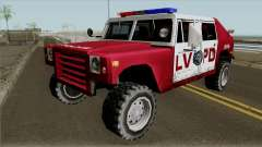 Patriot LVPD для GTA San Andreas