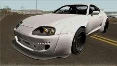 Toyota Supra Rocket Bunny 1993 Super для GTA San Andreas