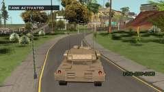 Спавн Танка для GTA San Andreas