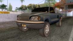 Bobcat HD для GTA San Andreas