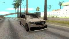 Mercedes-Benz AMG GLS63 для GTA San Andreas