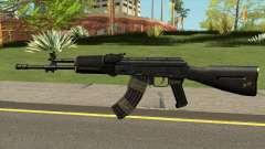 AK-XX Black для GTA San Andreas