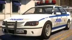 Rhineland Palatinate Police для GTA 4