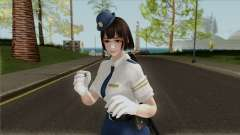 Naotora Costume 12 Newcomer Police для GTA San Andreas