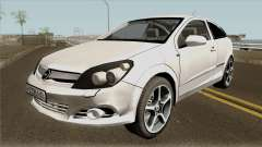 Opel Astra H Hatchback для GTA San Andreas