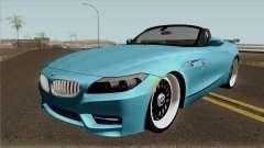 BMW Z4 Sky Blue для GTA San Andreas