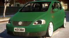Volkswagen Fox 1.0 2008 для GTA 4