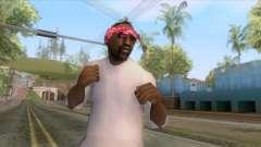 Crips & Bloods Ballas Skin 1 для GTA San Andreas