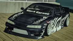 Silvia S14 Street Style для GTA San Andreas
