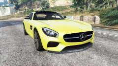 Mercedes-AMG GT (C190) 2016 v2.2 [add-on] для GTA 5