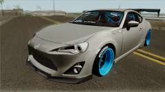 Scion FR-S 2013 Coupe для GTA San Andreas