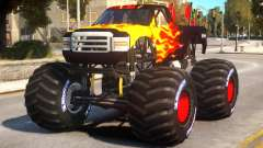 Monster Truck V.1.4 для GTA 4