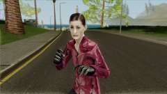 Mona Sax Red Jacket from Max Payne для GTA San Andreas