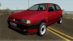 Seat Ibiza Red для GTA San Andreas
